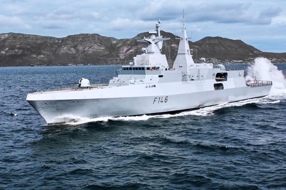 Programa Corveta Classe Tamandaré Marinha do Brasil thyssenkrupp Marine Systems