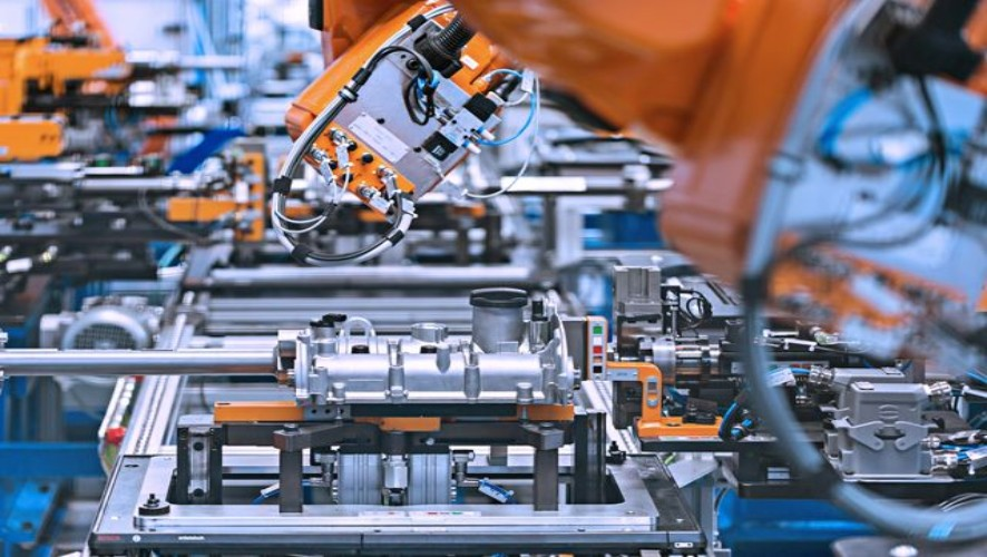 Indústria 4.0, Digitalização, Cloud Computing, Machine Learning, Big Data, Manufatura Avançada