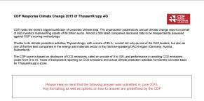 Download CDP Response