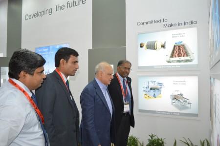 TKII Team with Mr. Anil Razdan -Consultant to Power Ministry (Ex-Power Secretory)