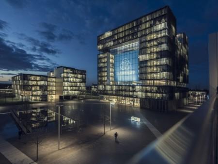 Essen headquarters (Quarter)