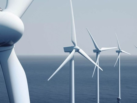 More than 500 rotor bearings for offshore wind farms