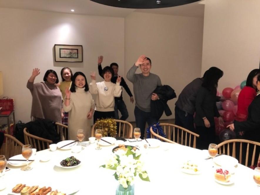 Chinese New Year @ thyssenkrupp Aerospace
