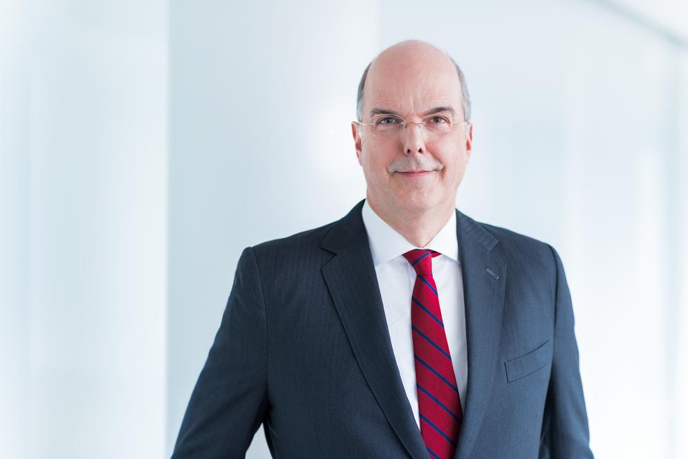 Donatus Kaufmann, Member of the Executive Board of thyssenkrupp AG