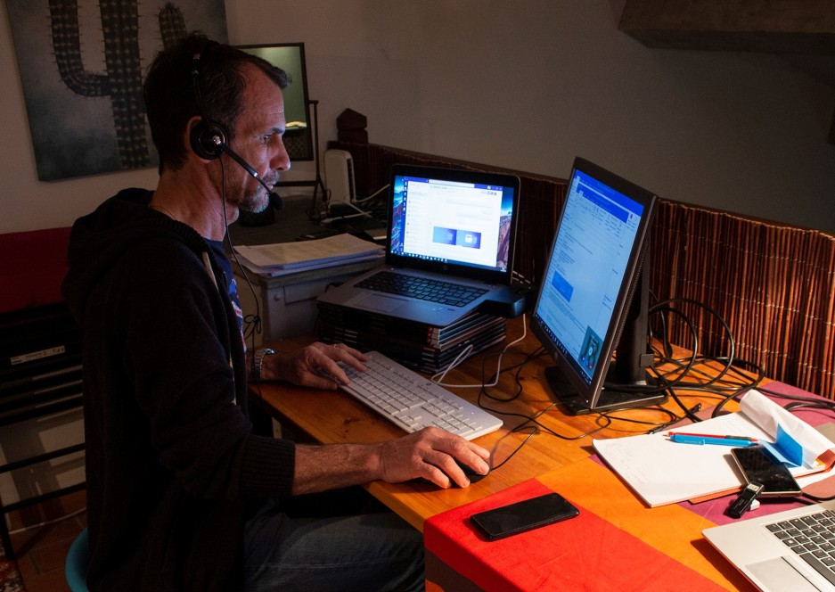Gilles Gay, Head of IT