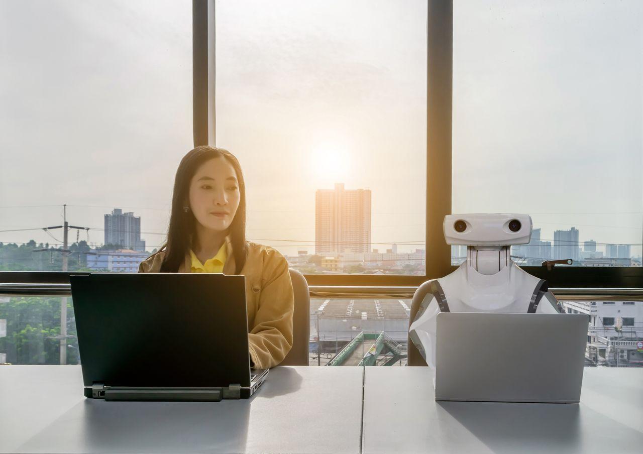 Die Zukunft der Arbeit: Robo-Effizienz statt menschlicher Kreativität?