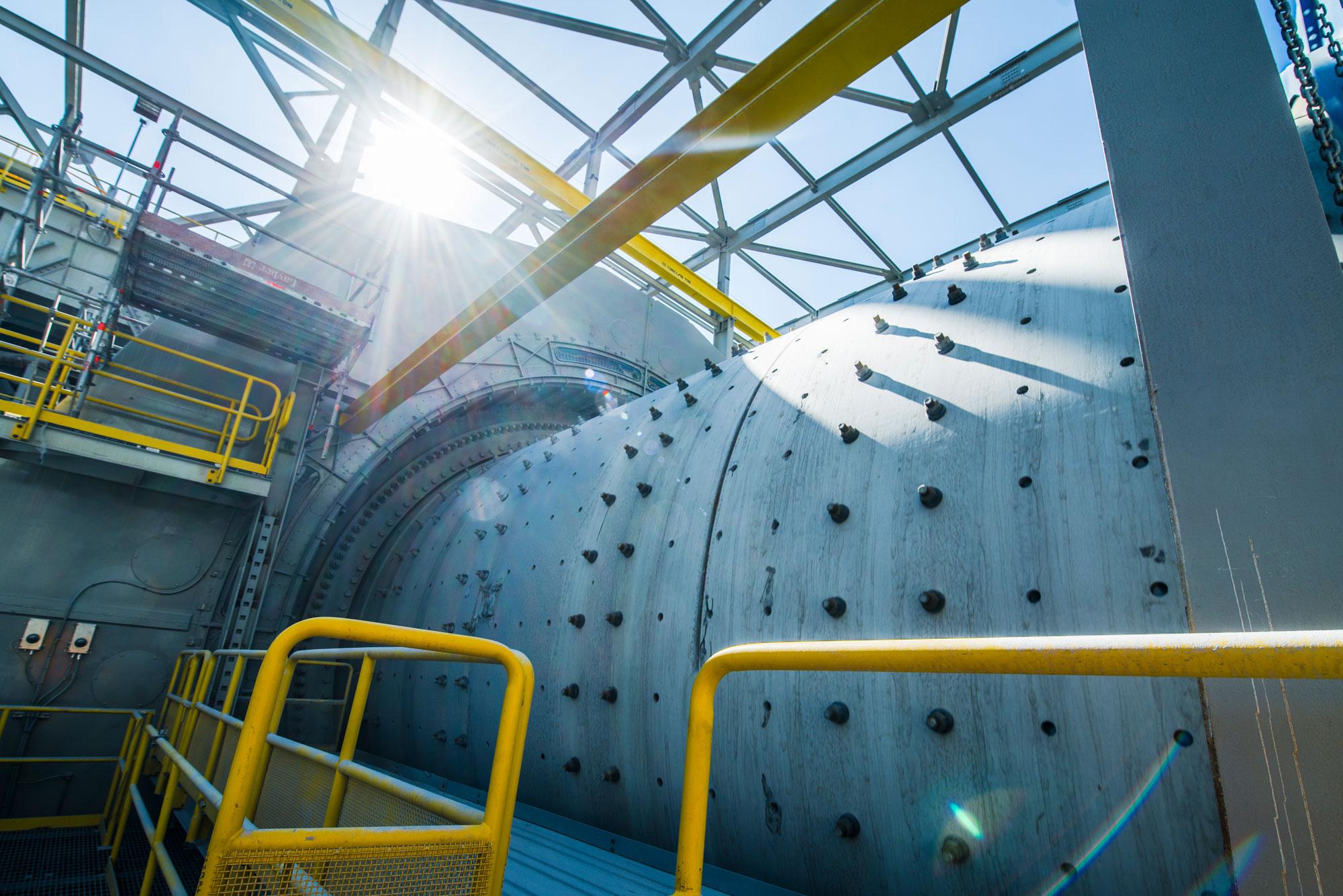Maschinen- und Anlagenbau – hochqualitative Werkstoffe für modernste Verarbeitungstechnologien
