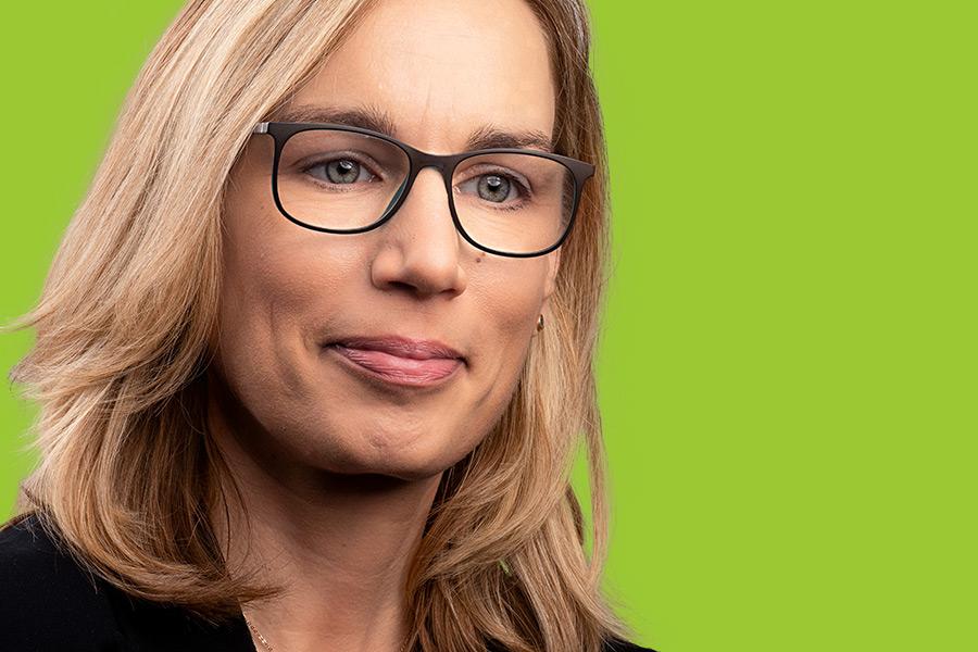 SAP-Expertin Heike Kruchen gibt Einblicke in ihre Arbeitswelt