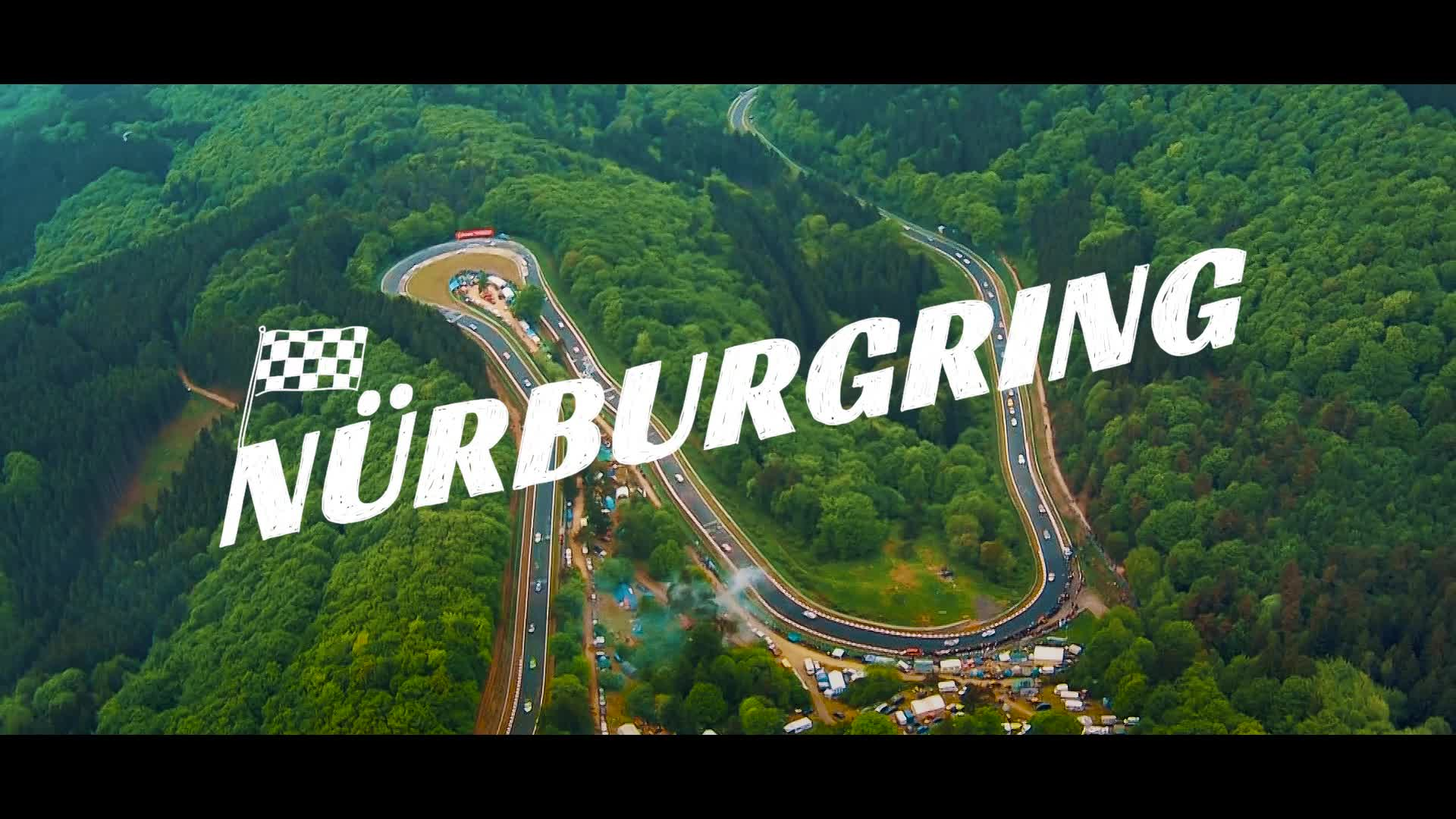 Nürburgring - Roman Rose in the fast lane