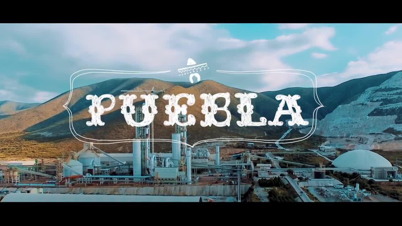 Puebla - Hollywood in Mexiko