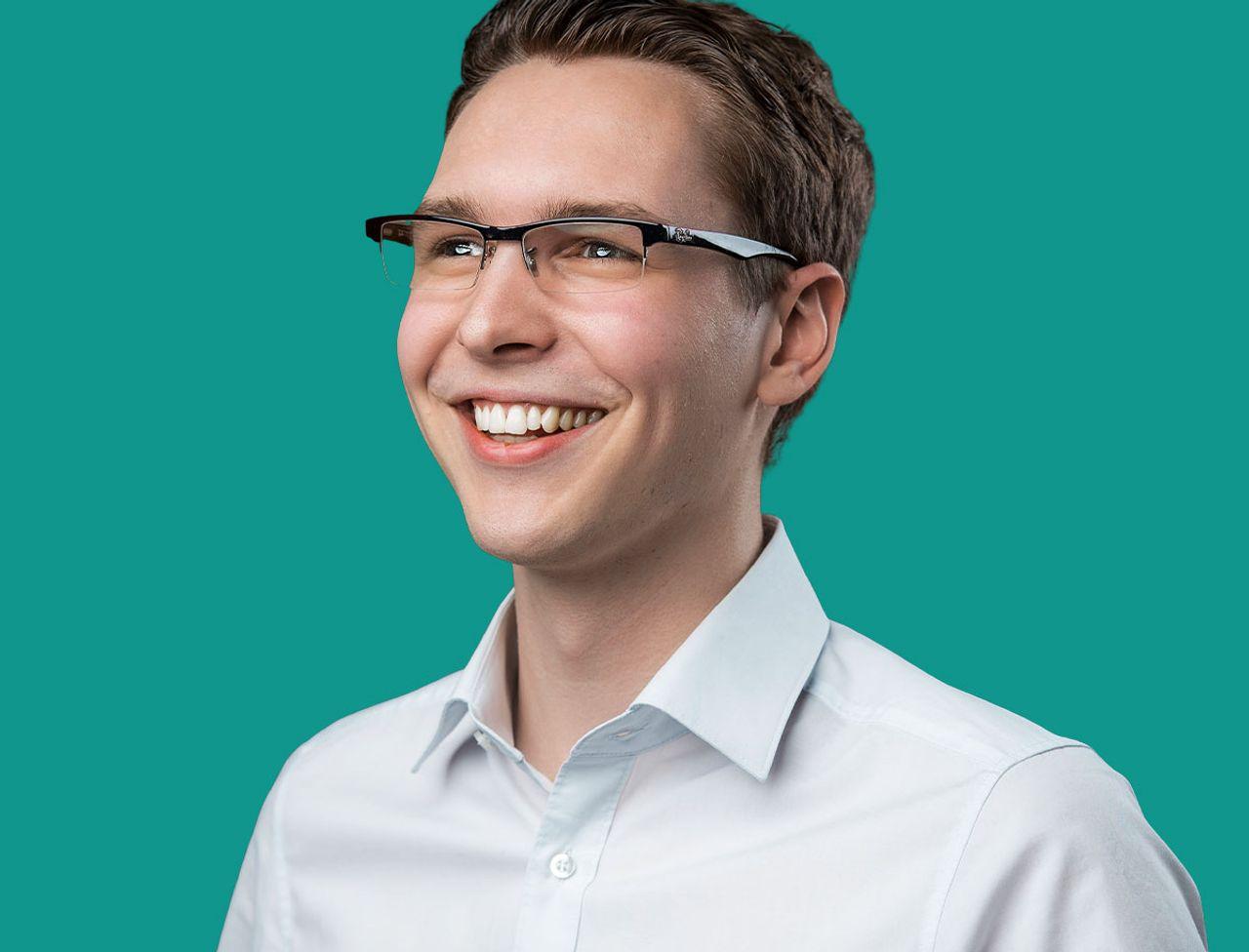 Benedikt Wulowitsch - Dualer Student Mechatronik