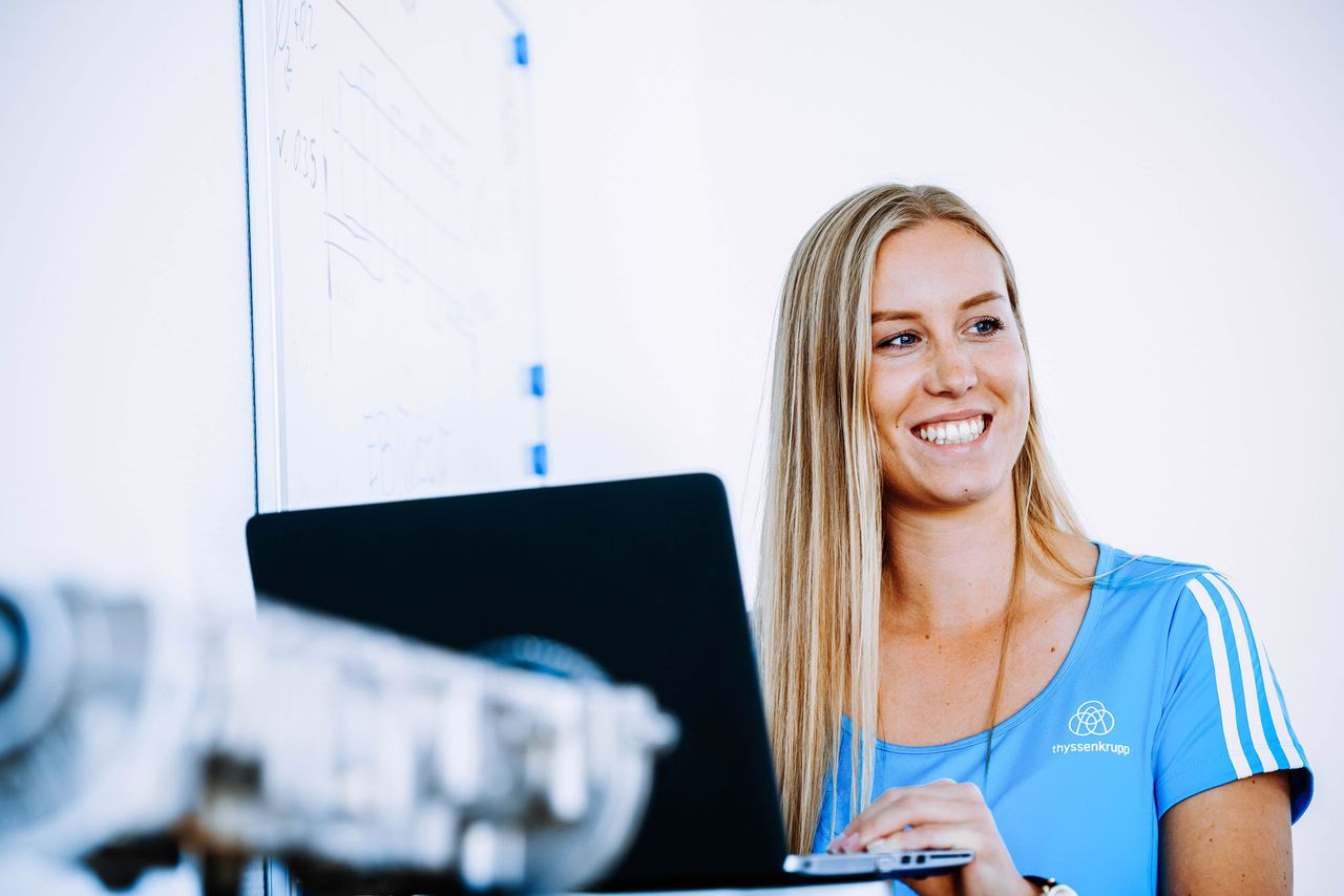Get started at thyssenkrupp on a graduate trainee program