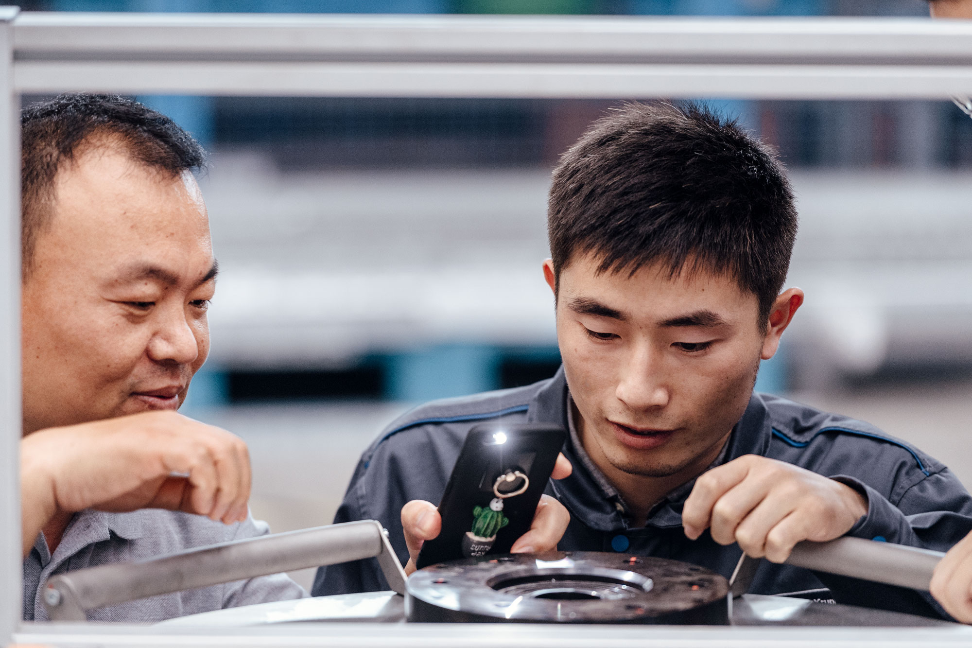 Account Manager Ding Genlin reports on the challenges he faces as an Account Manager in China