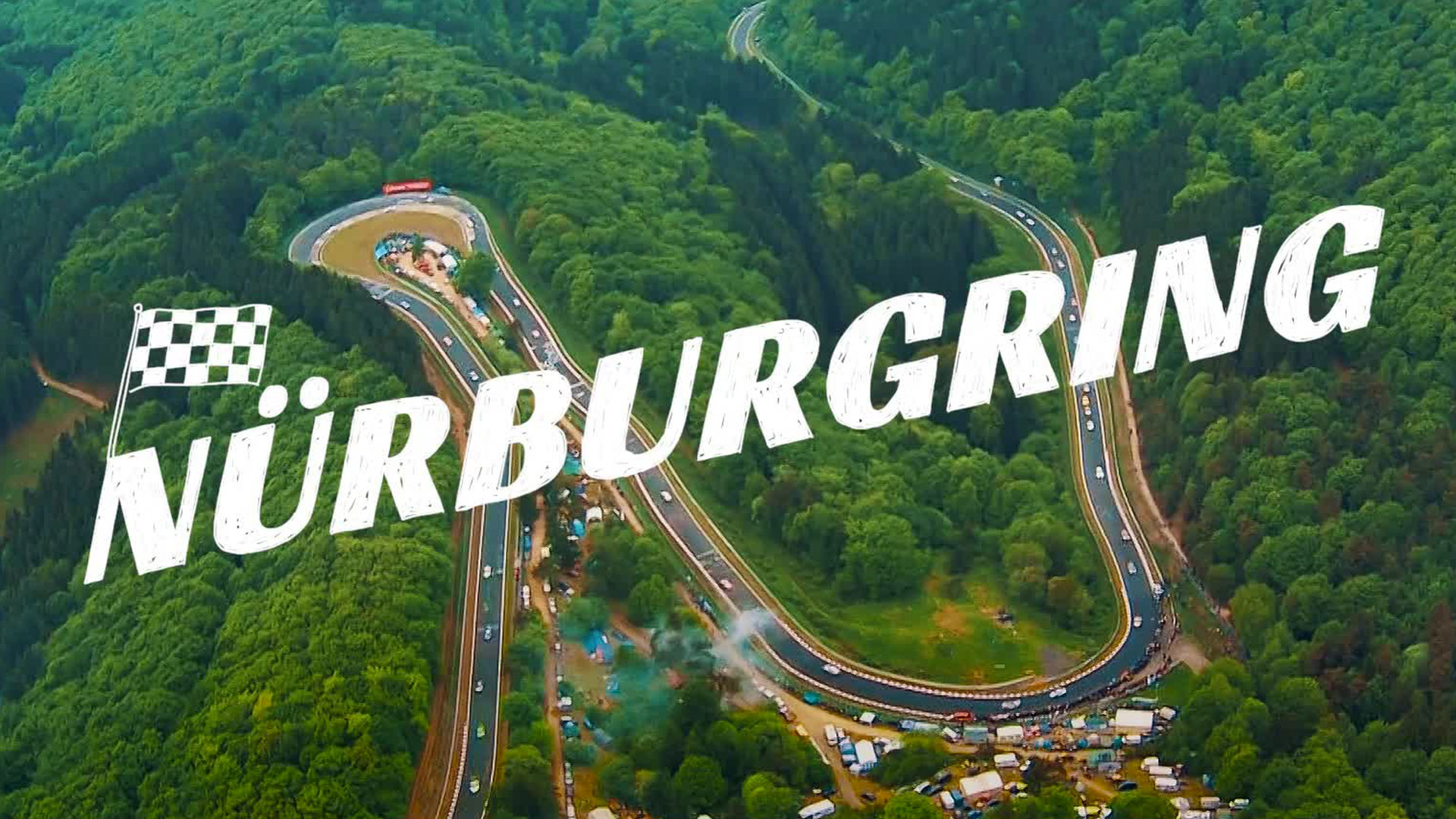 """""""Around the World"""" series: thyssenkrupp at the Nürburgring race track"""