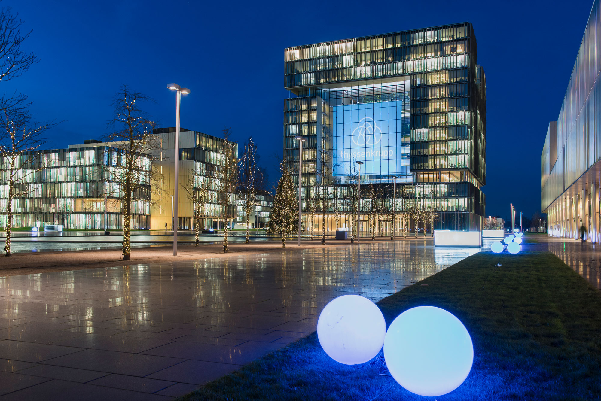 Your career prospects: thyssenkrupp job offers in Germany