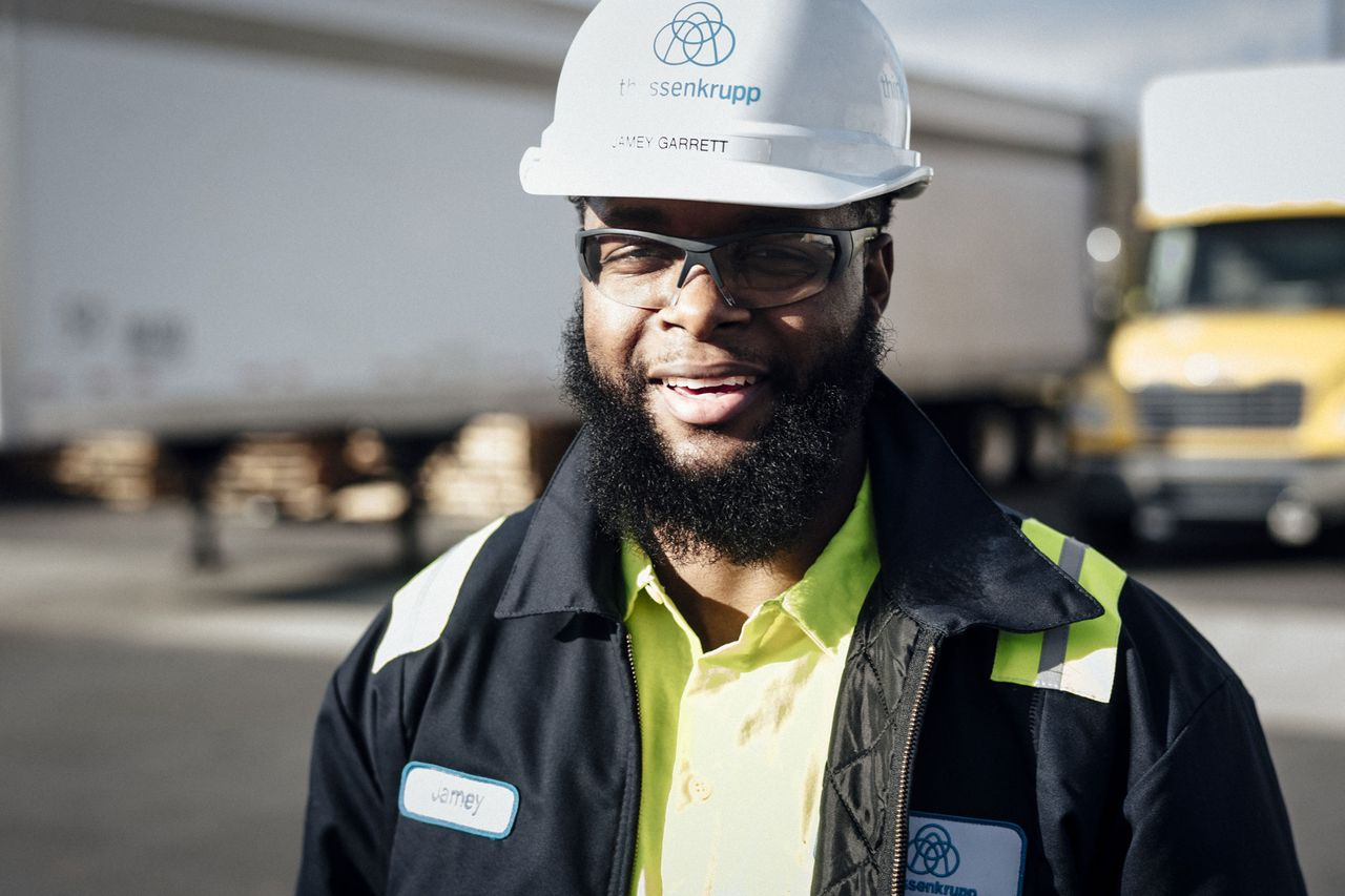 Your career prospects: thyssenkrupp job offers in North America.