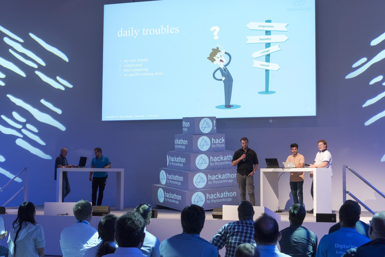 Hackathon #hack4tk: 24 hours of innovations