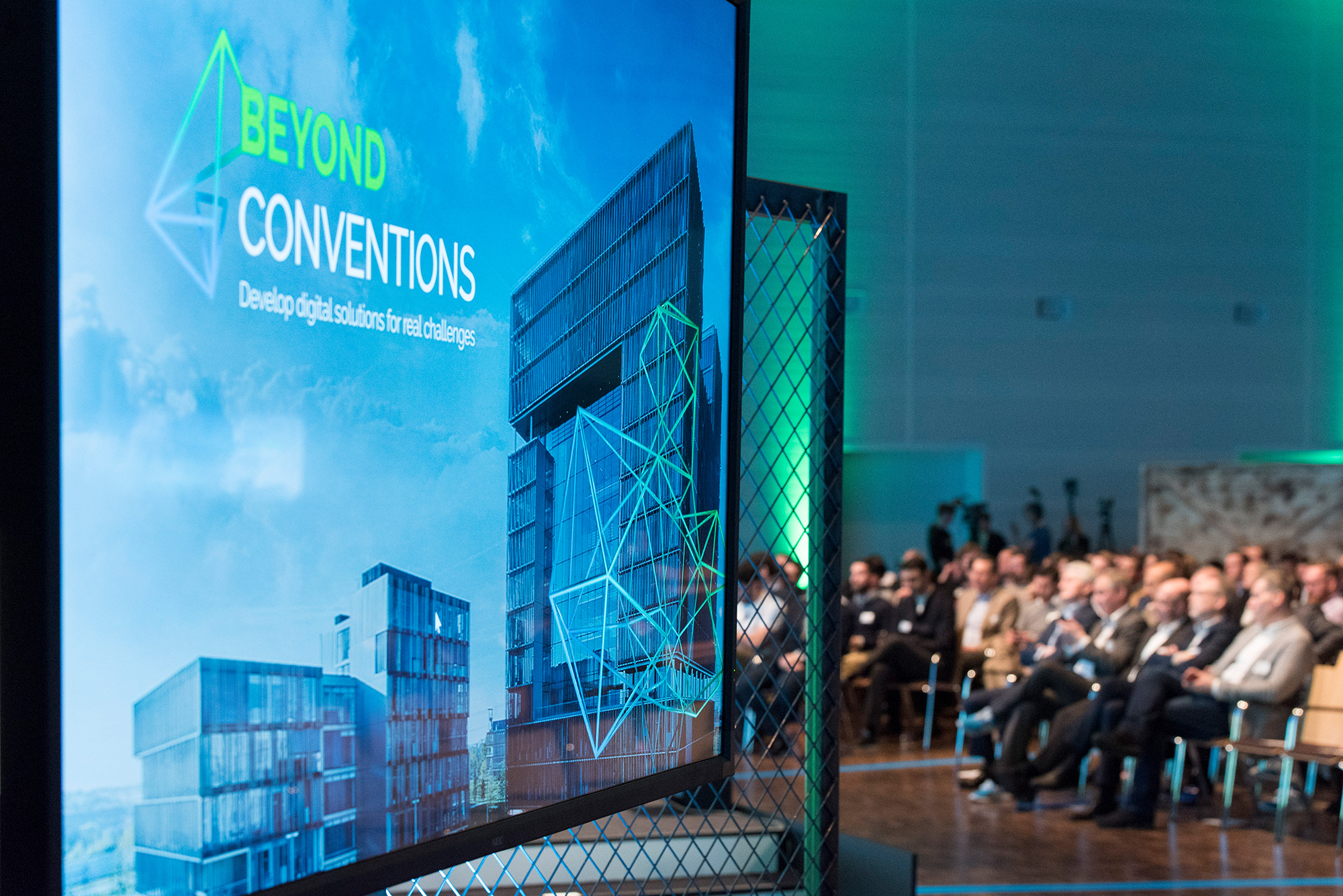 BeyondConventions: When start-ups and thyssenkrupp learn from each other