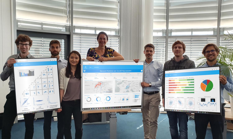"""""""Digitalized Expertise"""" von thyssenkrupp umfasst ein internationales Team von Experten"""