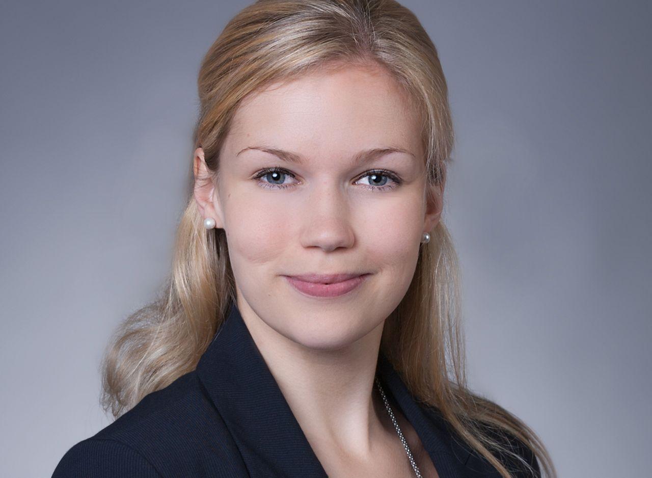 Andrea Vennemann, Projektleiterin im Supply Chain Management bei thyssenkrupp Schulte