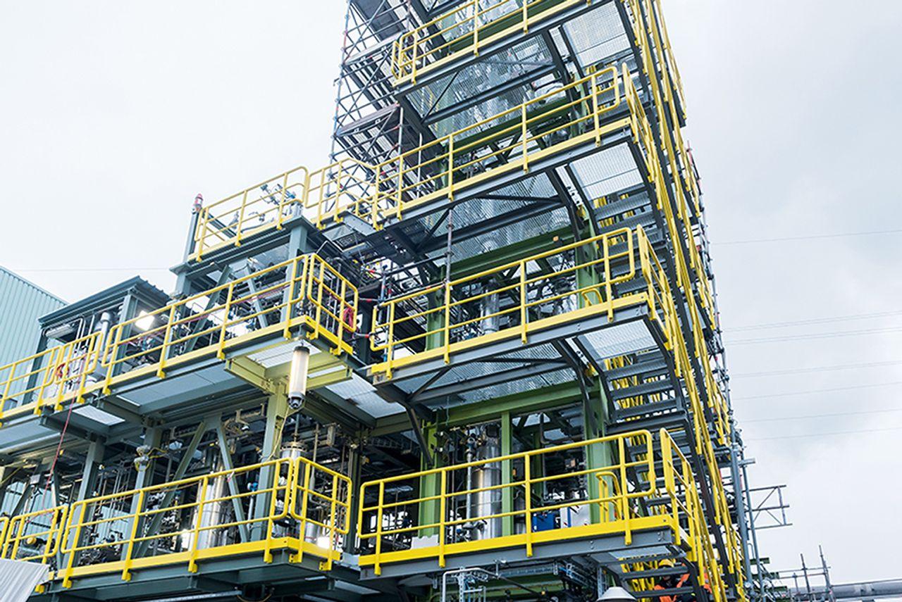 thyssenkrupp, Carbom2Chem, Dekarbonisation