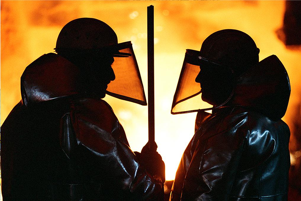 Klimaneutrale Stahlproduktion mit Wasserstoff