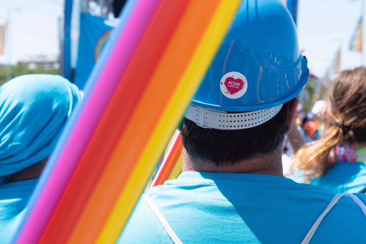 lgtbq,diversity,gay pride,thyssenkrupp,