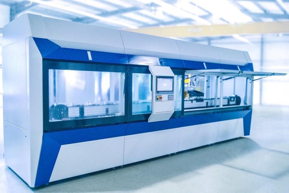 Modulare Montagestationen