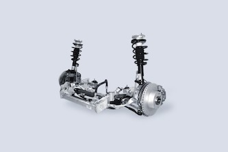 Axle transmission assembly