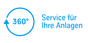 Ersatzteile & Anlagen-Services