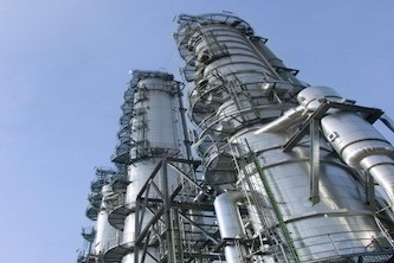 Raffinerietechnik