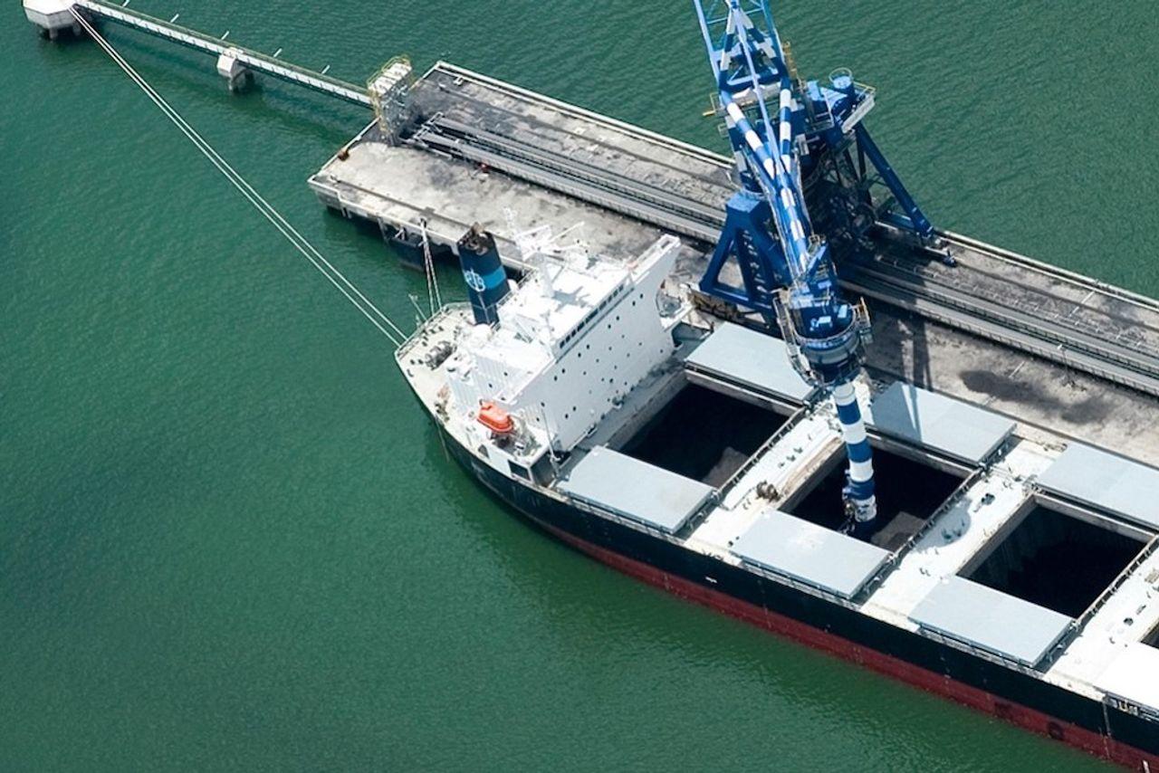 Port handling systems