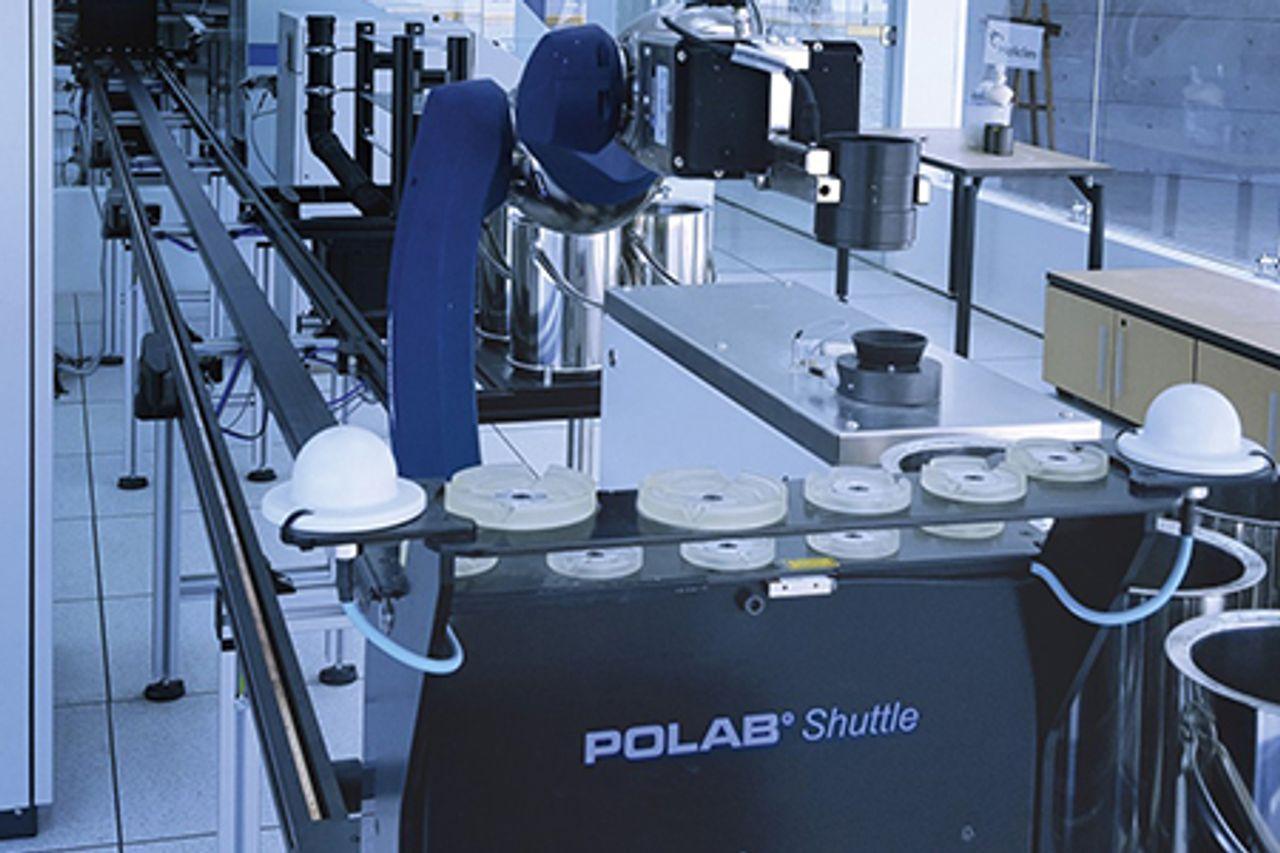 Laborautomation