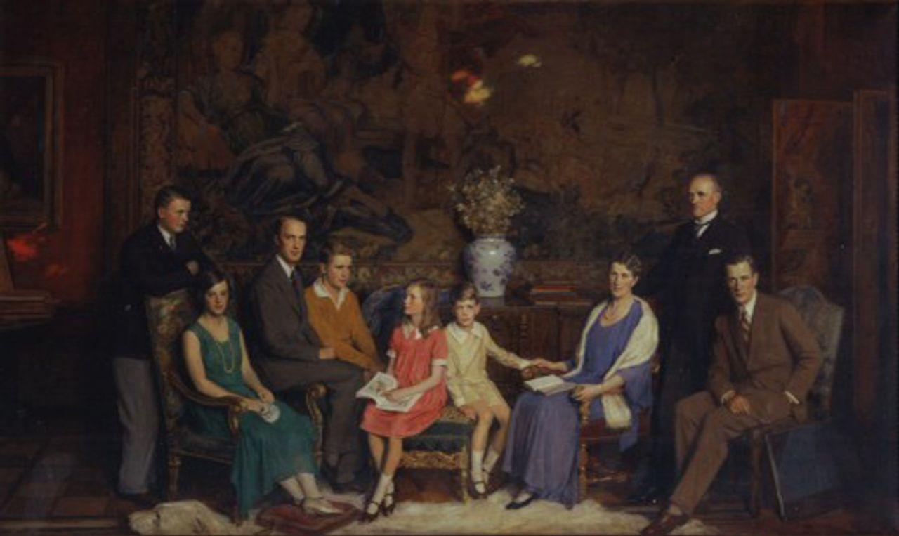 Die Familie Krupp von Bohlen und Halbach, 1931