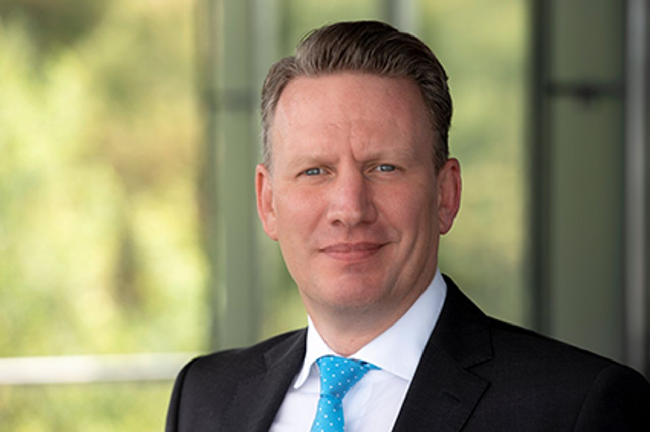 Patrick Buchmann, CEO Forged Technologies
