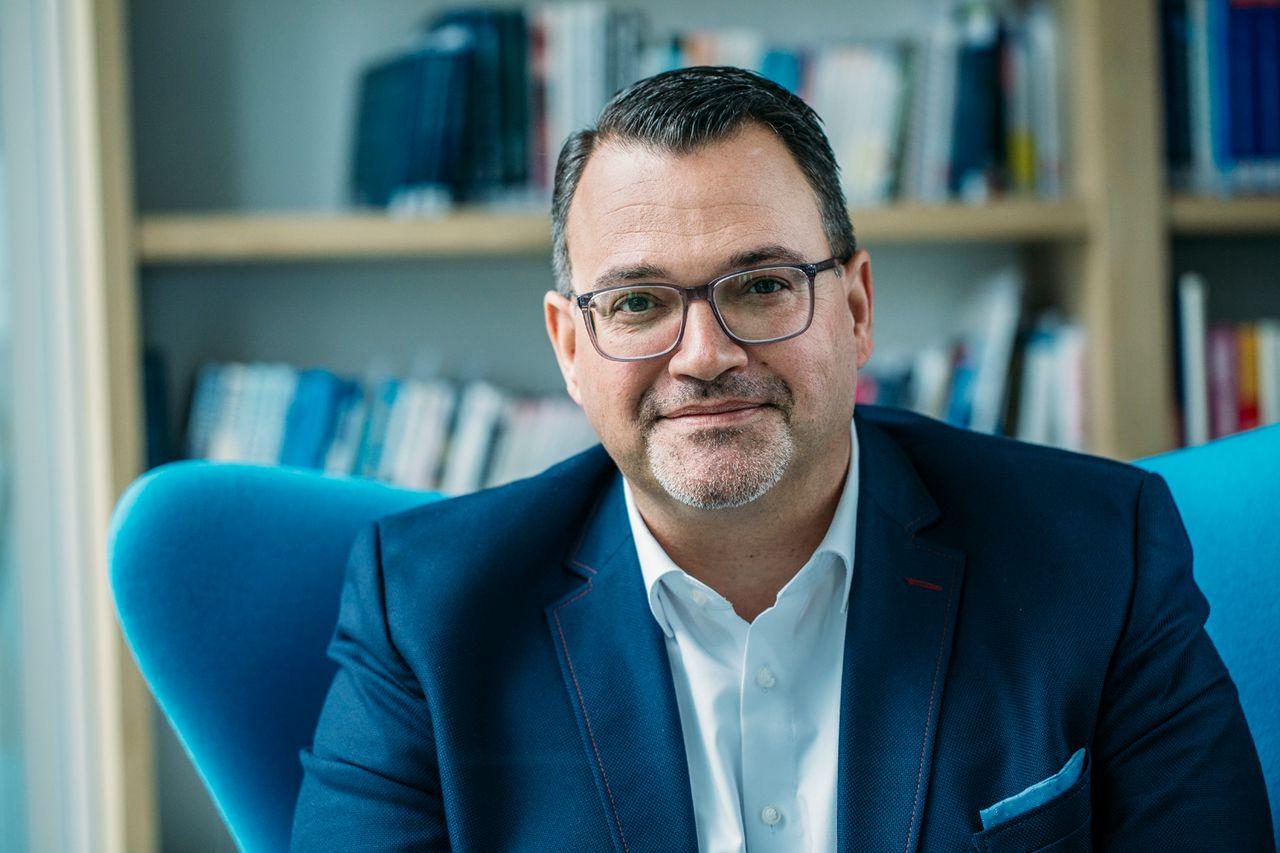 Oliver Burkhard, CHRO thyssenkrupp AG