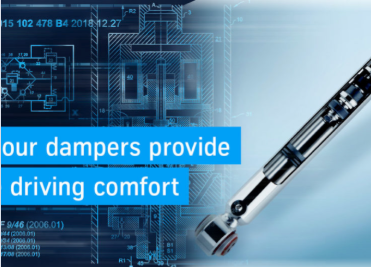 Innovative damping systems: How we rethink driving comfort