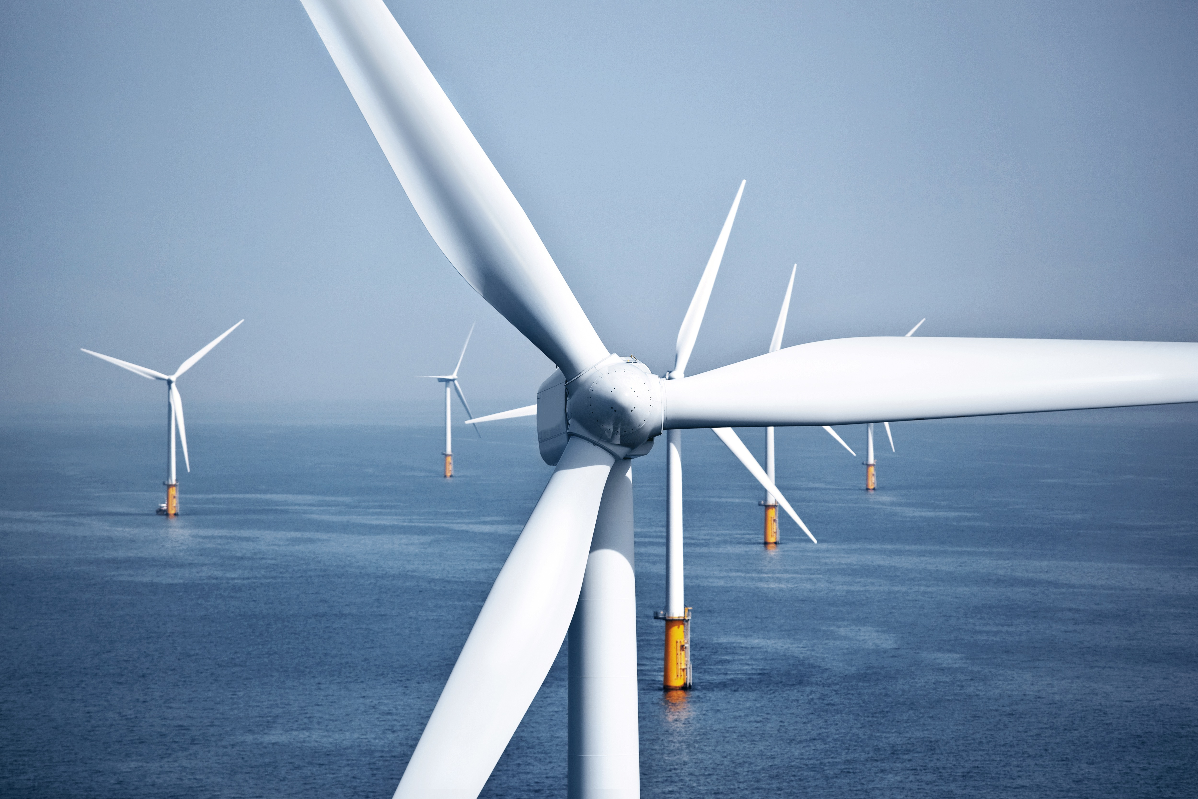 These offshore parks will probably not be able to fill a gap in the electricity grid.