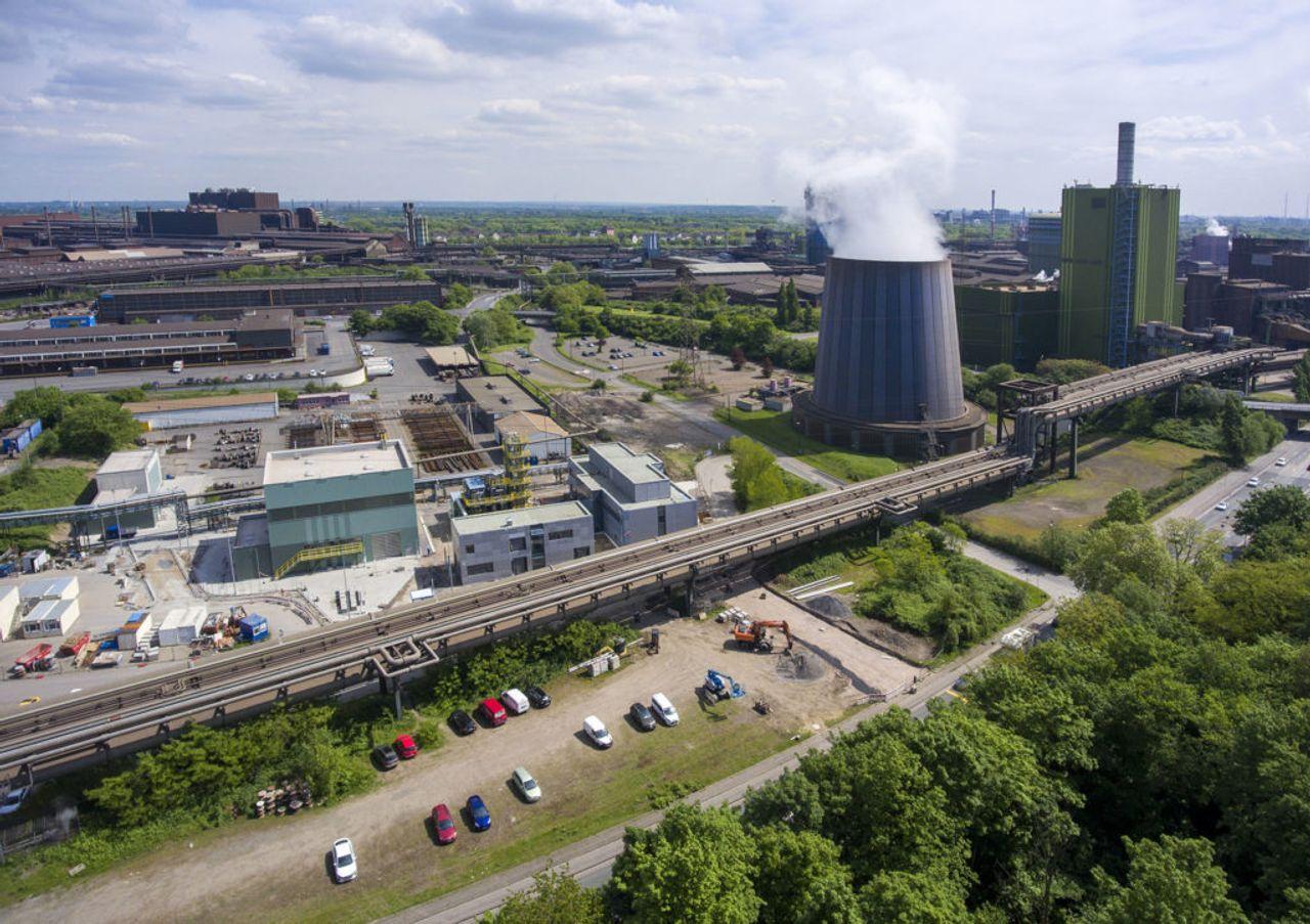 Carbon2Chem: when emissions become valuable substances