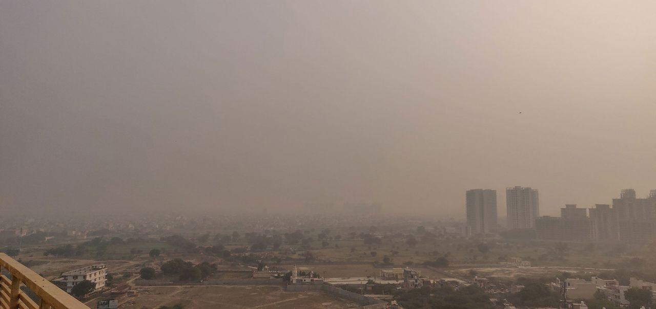 Gegen den Smog in Indien: Biomasse statt Luftverschmutzung