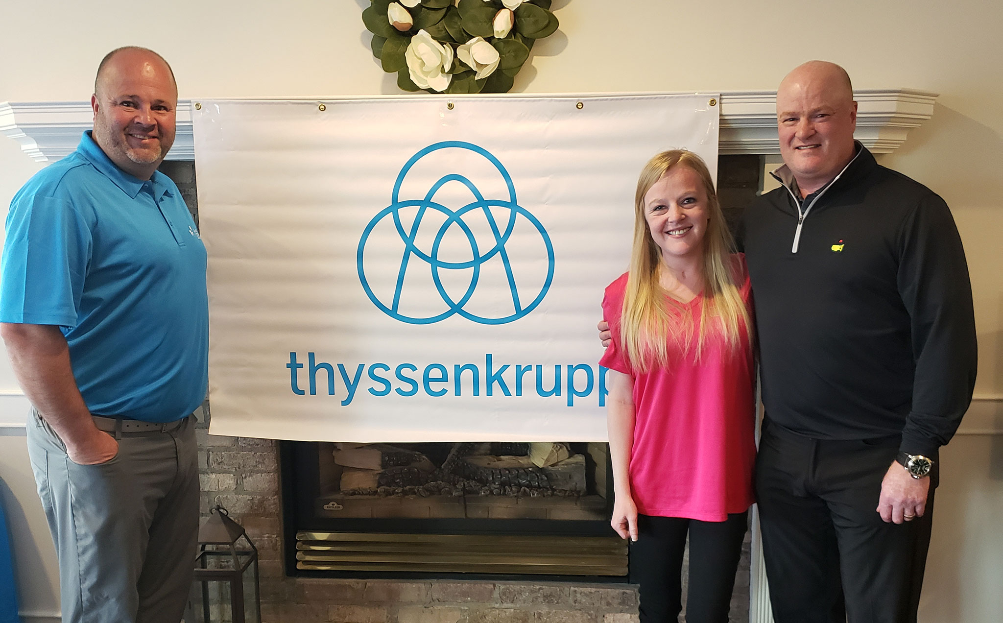 At thyssenkrupp, Meaghan Addante found not only a new employer but a second family