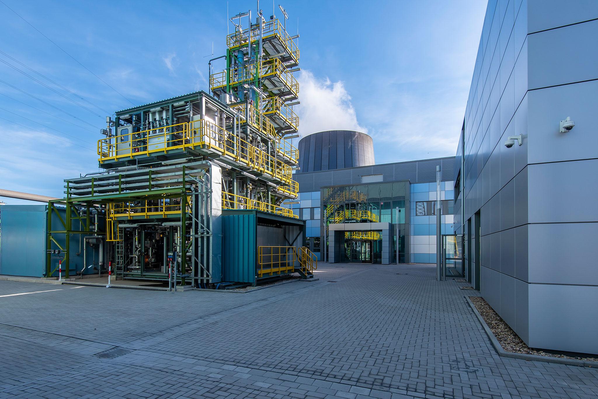 Carbon2Chem - wenn aus Emissionen Wertstoffe werden