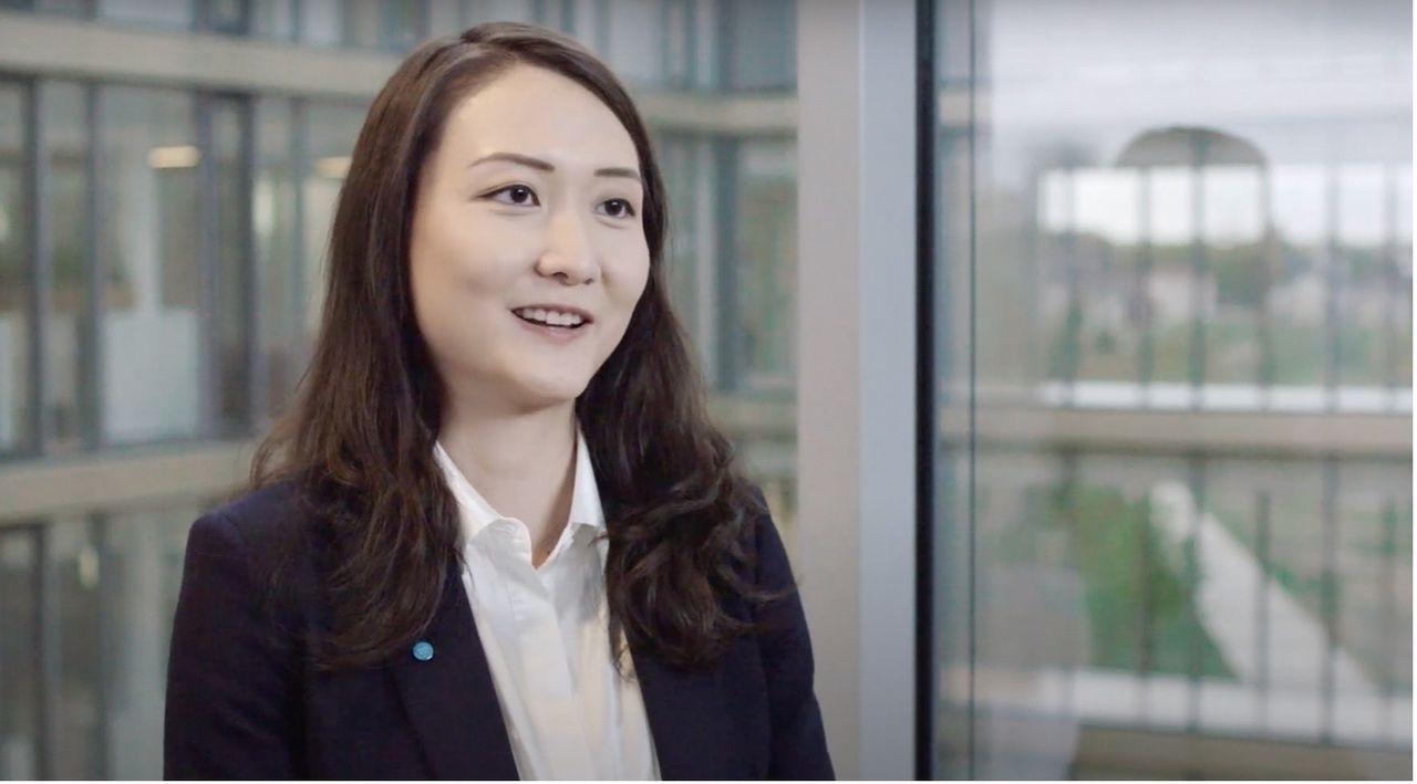 Dr. Sophie Wei, CTO at the carValoo GmbH