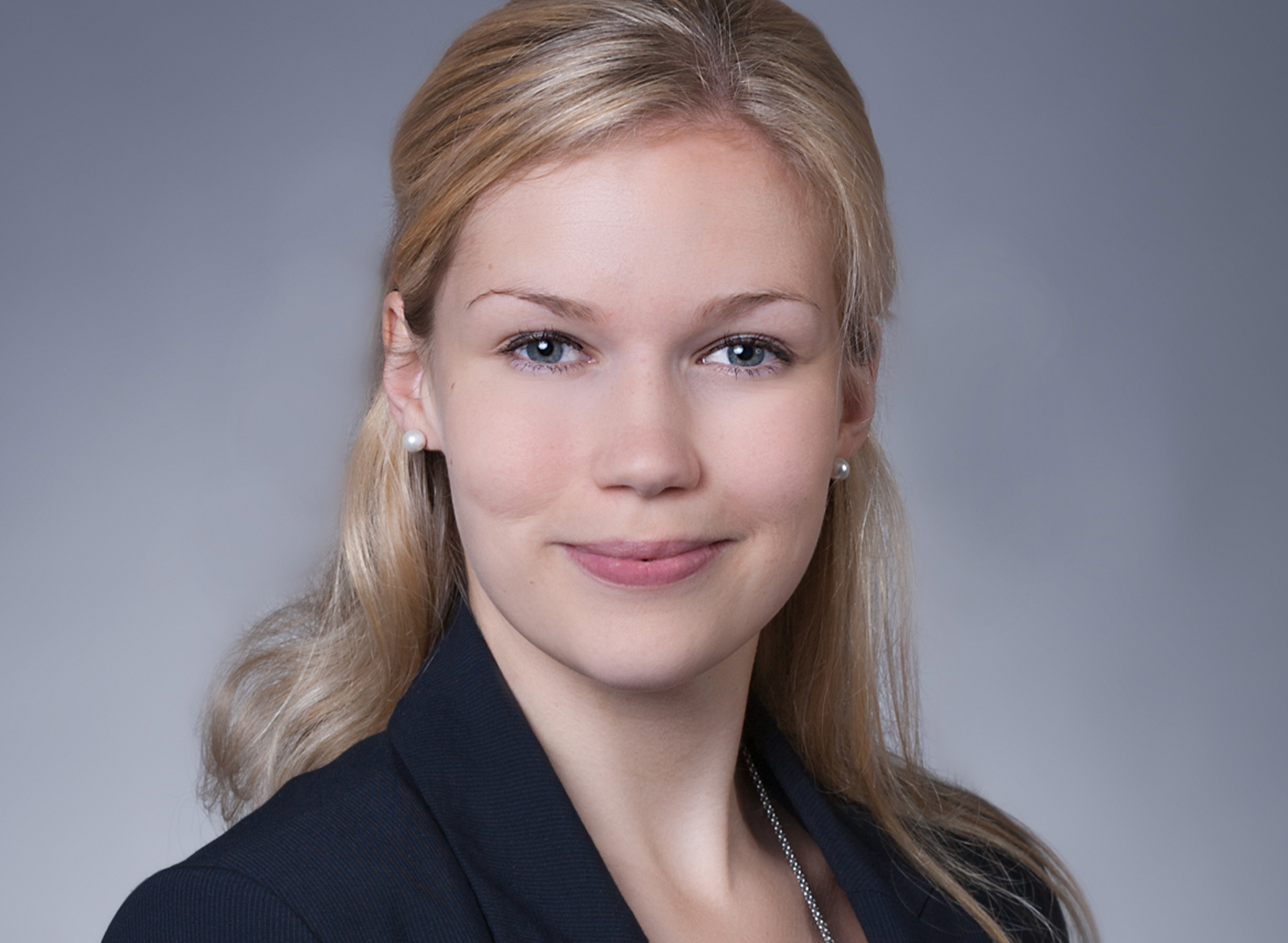 Andrea Vennemann, project manager in supply chain management at thyssenkrupp Schulte,