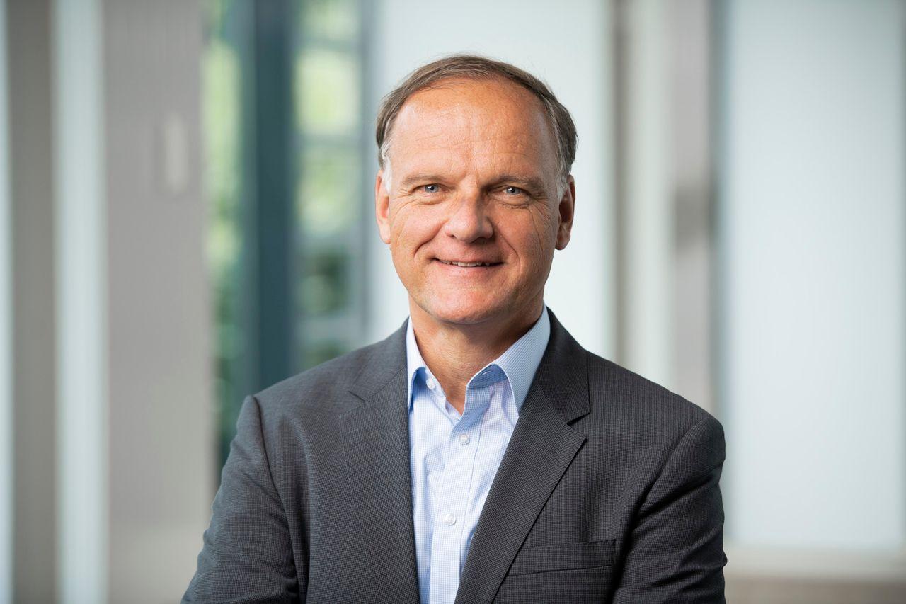 蒂森克虏伯汽车系统业务单元 CEO Thomas Müller
