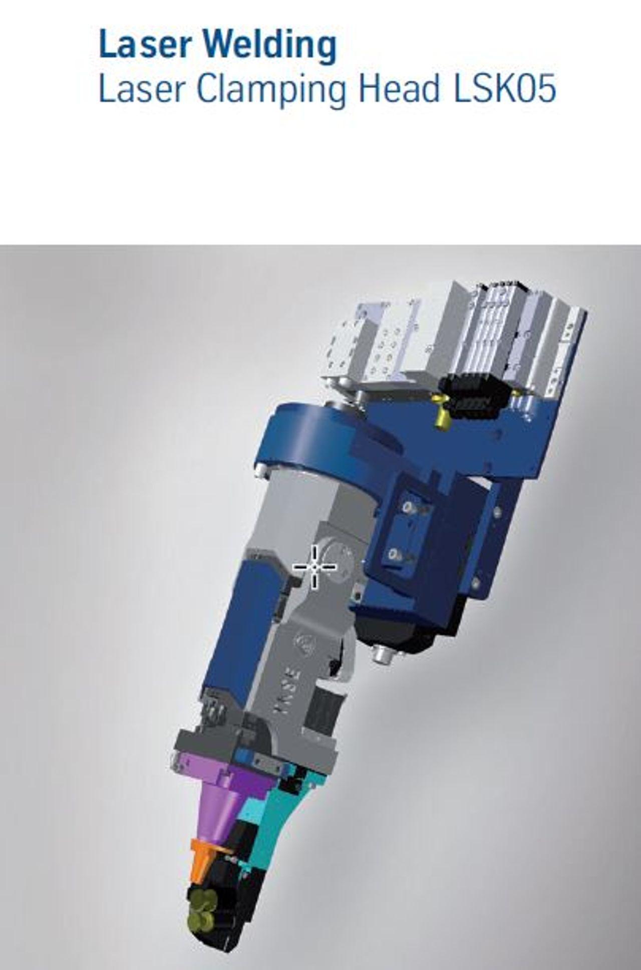 Laser clamp head LSK05-01