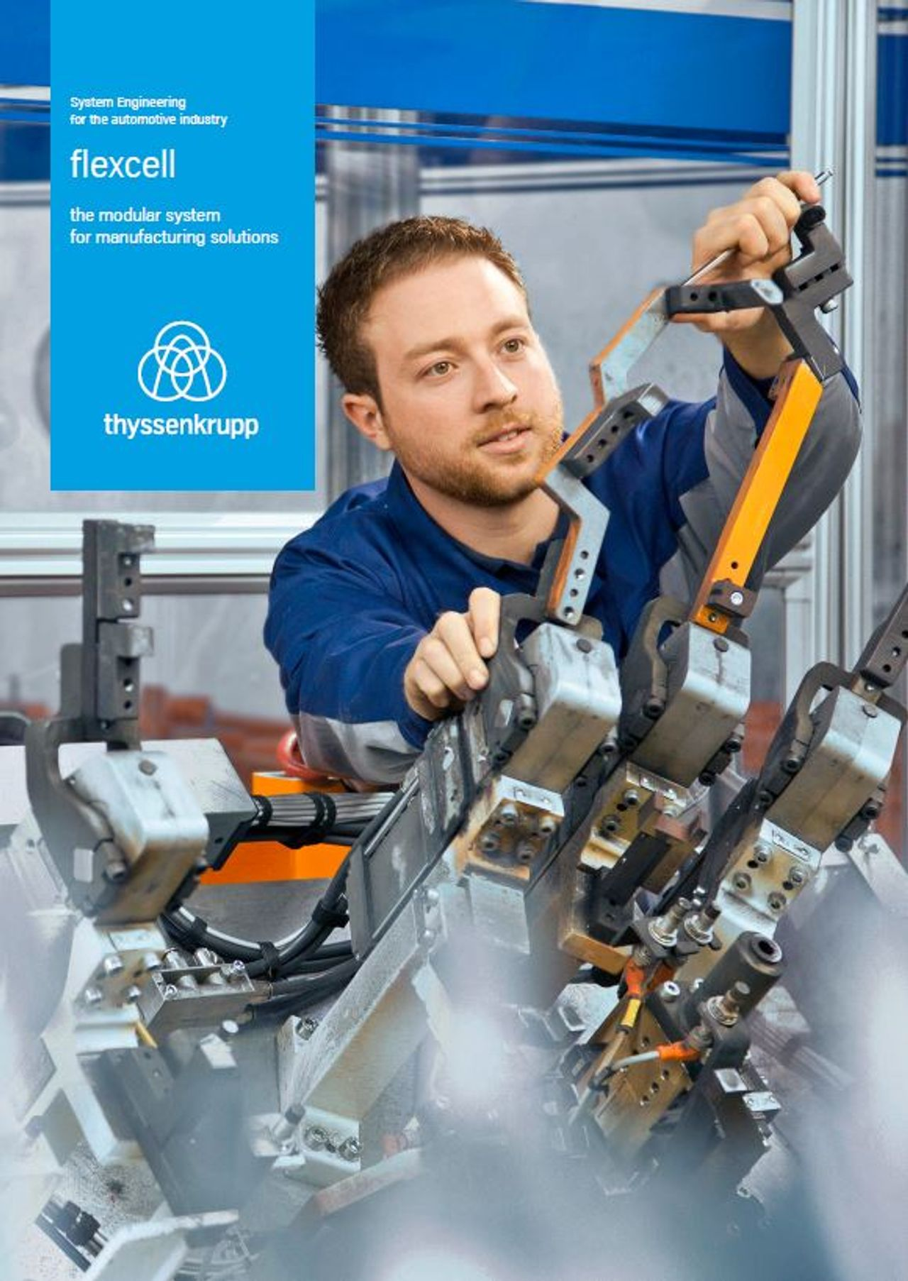 FlexCell - the modular system for manufacturing solutions