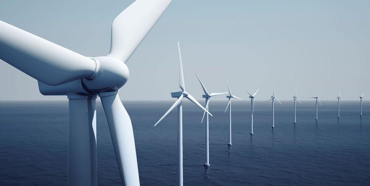 Onshore wind tubines