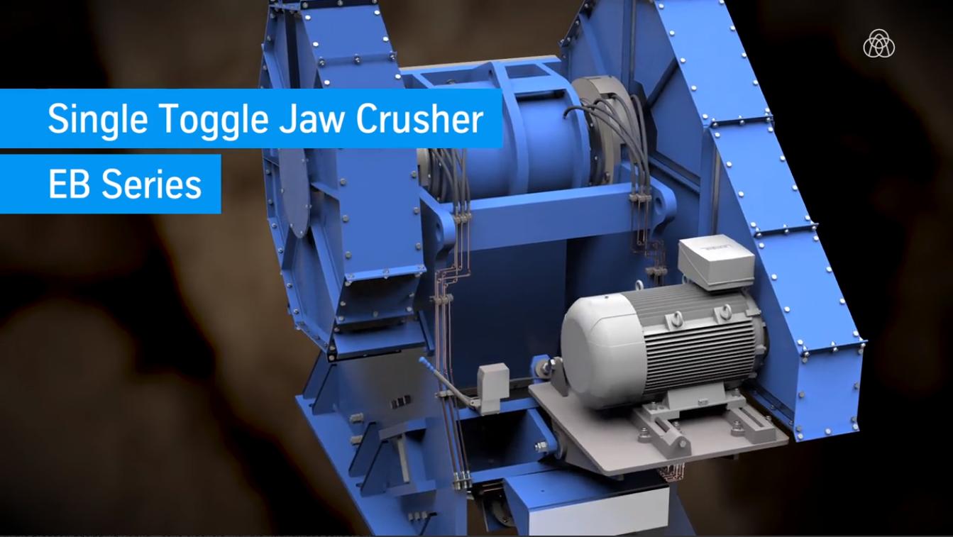 Jaw crusher video