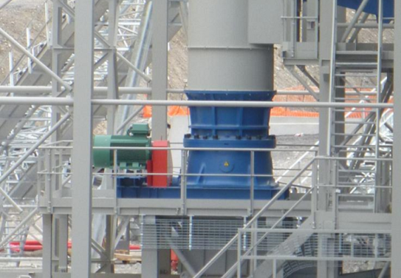 Kubria Cone Crusher by thyssenkrupp Industrial Solutions